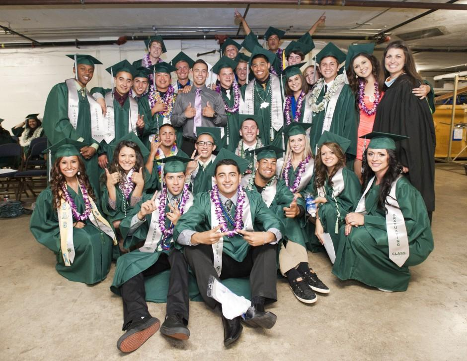 Liberty Ranch High School celebrates first-ever graduating class