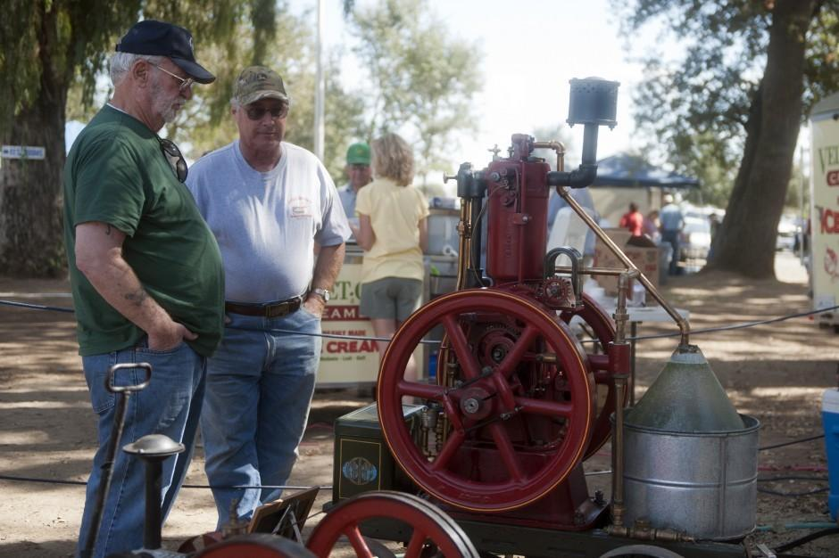 Antique Gas Engine and Tractor Show