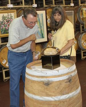 Lodi Spring Art Show mixes wine, chocolate, prizes and winning artwork