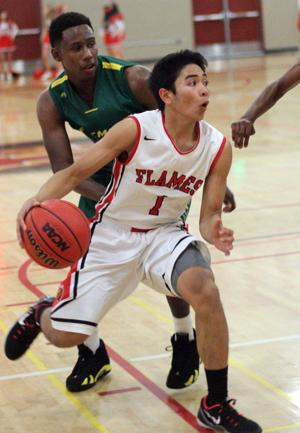 Boys basketball: Clifford Dela Cruz delivers as Flames rally past Tigers