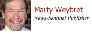 Marty Weybret: Sentinel Saver makes its debut