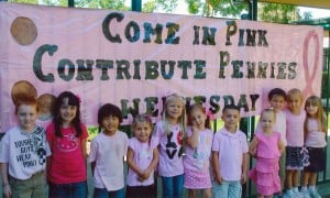 Reese Elementary School raises money for Relay for Life