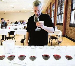Lodi International Wine Awards brings tasting to new level