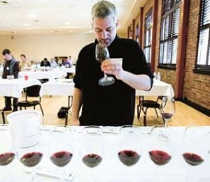 Lodi International Wine Awards brings tasting to new level