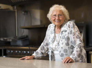German dinner organizer Pauline Litfin takes pride in keeping tradition alive