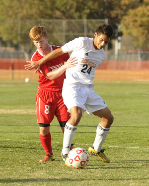 Boys soccer: Flames, Tigers ousted from playoffs
