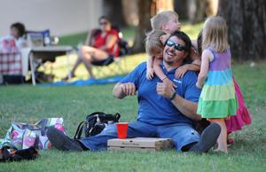 Classic rock tunes bring Lodians to  Hutchins Street Square