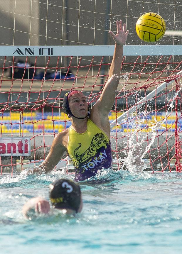 Girls water polo: Tigers fall just short in bid for second upset