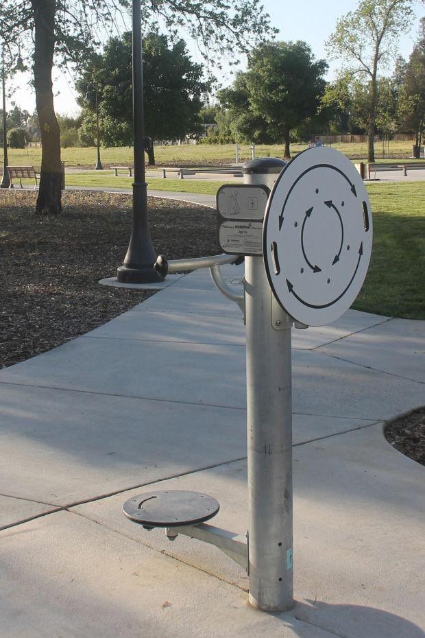 Roget Park opens to the public