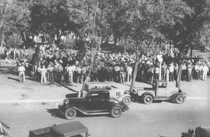 Grape pickers strike unifies Lodi residents in 1933