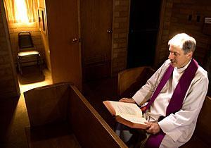 Declining confession