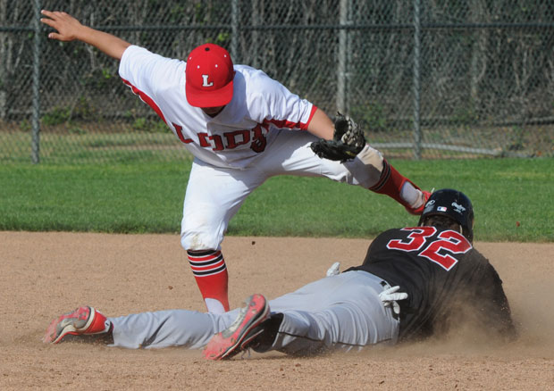 Baseball: Flames bring big bats in trouncing of Trojans