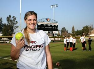 Former Lodi Flames pitching star Tori Shepard set for her farewell season at Pacific