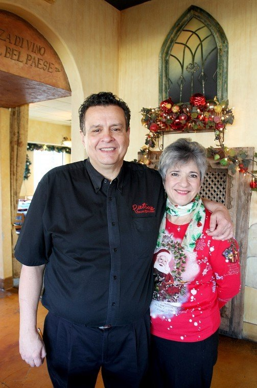 Jim and Annette Murdaca get back to basics at their Lodi restaurant, Pietros