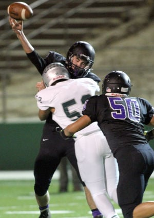 Football: Grizzlies end Tigers' season