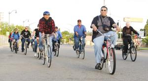 Lodi commuters kick off Bike to Work Week