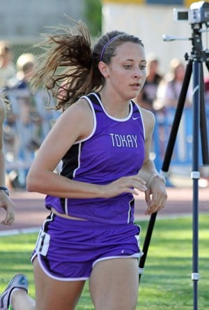 Lodi, Tokay athletes going the distance in track and field