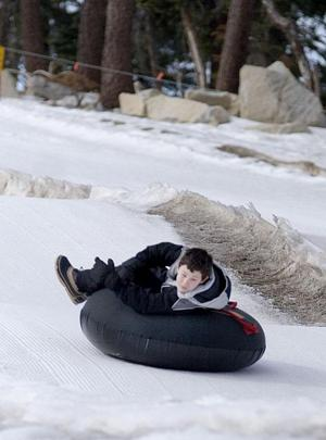 The OTHER ways to have fun in the snow