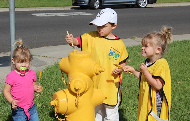 Mormons help beautify Lodi, Galt