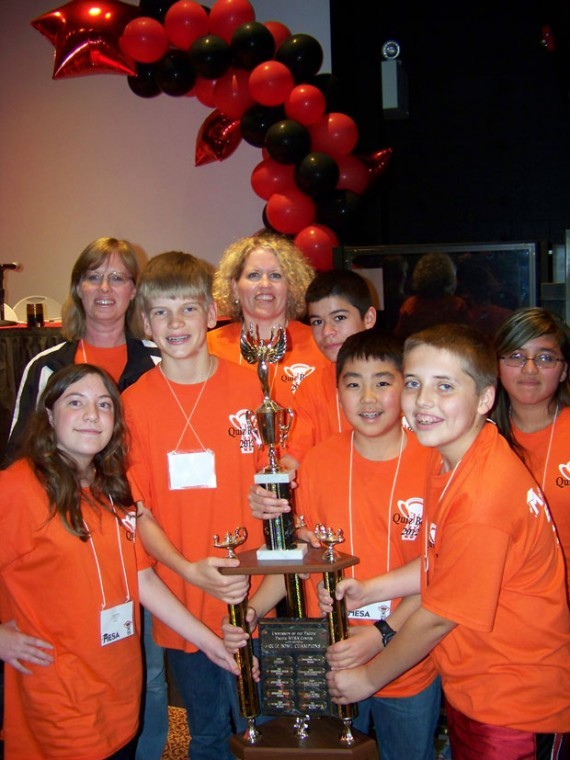 Hard work pays off for Lodi Middle School students
