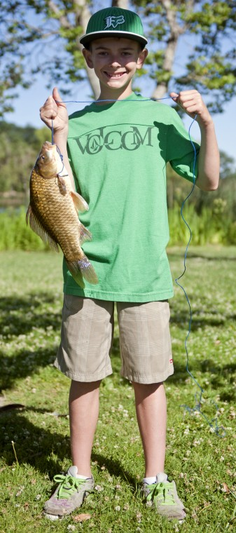 Youth Fishing Derby at Lodi Lake