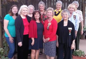 Zeta Rho Chapter of Delta Kappa Gamma Society celebrates 50 years