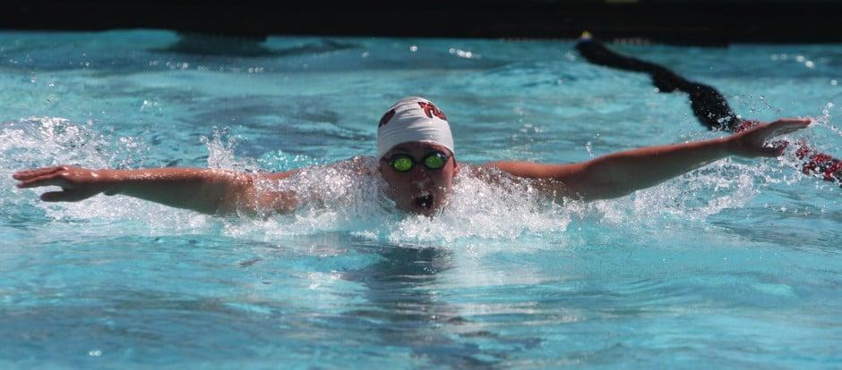 San Joaquin Athletic Association swimming trials