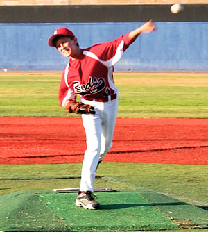 Lodi Reds win Winter Tournament