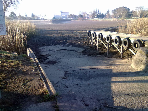City receives grant for Lodi Lake renovations