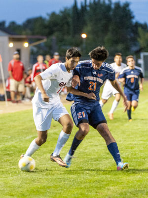 Boys soccer: Warriors hit a roadblock in championship quest