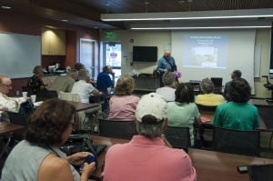 Master Gardener shares tips on composting