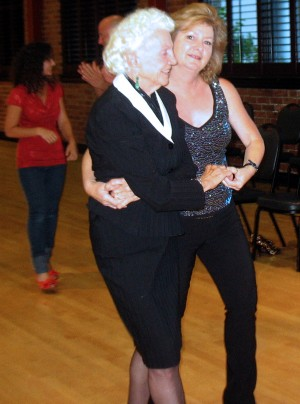 90 years young: Phyllis Bigelow teaches dance at Hutchins Street Square