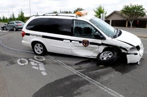 Boy, 2, and two Lodi Police Partners injured in Hutchins Street crash