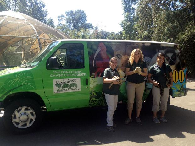 Micke Grove Zoo eyes privatization, community outreach