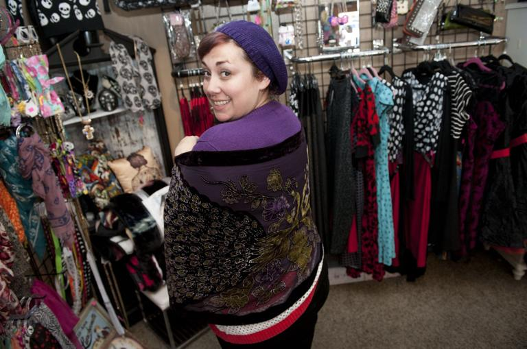 Silky, snug and sophisticated: Lodi loves scarves