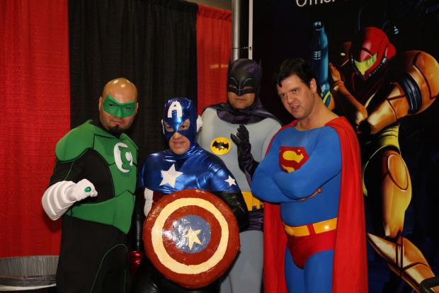Unmask your inner super hero at Sacramento's Comic Con