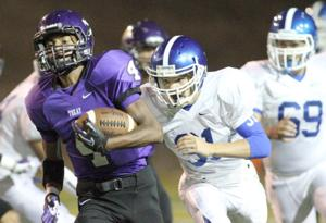Lions All-Star Football Game: Gary Norwood's encore