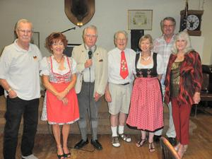 Elks hold Oktoberfest for scholarships