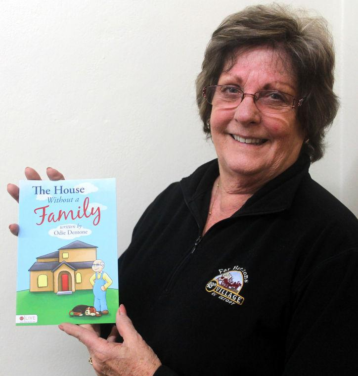 Woodbridge house featured in book by Acampo author Orlene Dentone