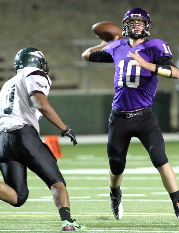 Fast start fizzles, Tigers fall to Eagles