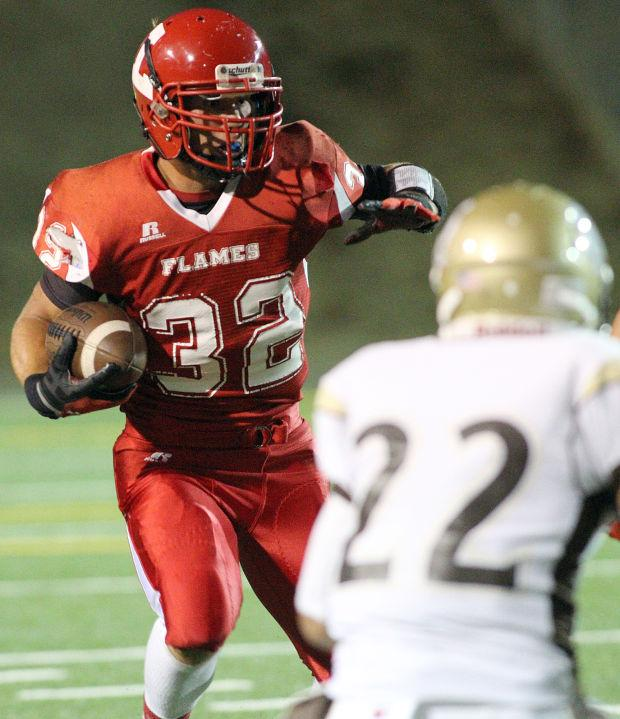 Football: Lodi Flames place four players on all-league first team