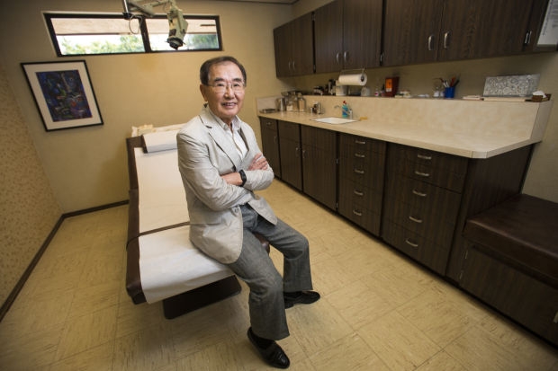 Retiring surgeon James Kim leaves his mark on Lodi