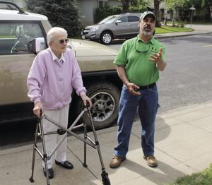 Tree Lodi founder honored for working to make city green