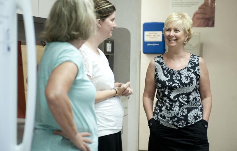 News-Sentinel General Manager Theresa Larson retires
