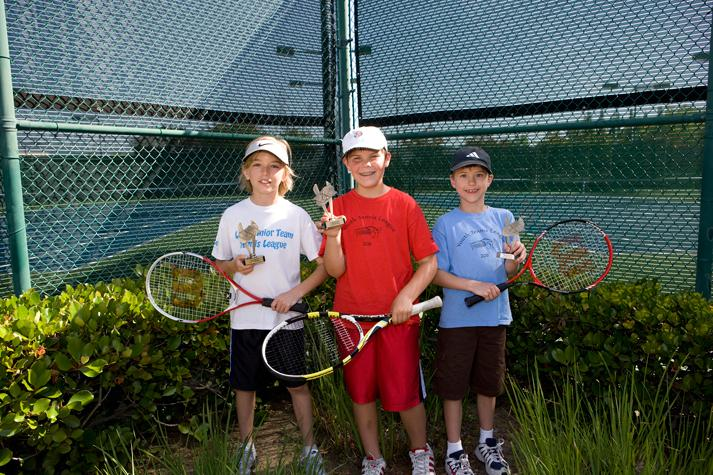 Twin Arbors Athletic Club Youth Tennis League