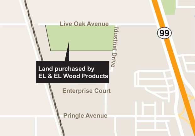Wood products company plans for Galt distributions center will bring 75 jobs