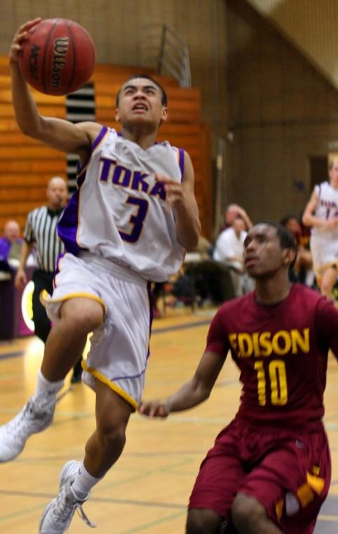 Tokay Tigers stay in the varsity boys basketball playoff hunt