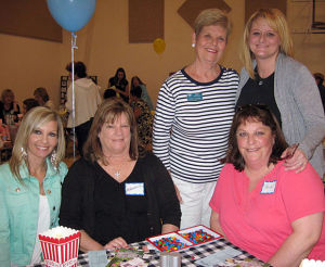 American Association of University Women hosts Bunco fundraiser
