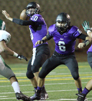 Football: Tokay Tigers trio gets an encore