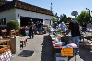 American Association of University Women holds garage sale fundraiser for scholarships